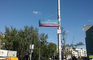 Kêdzierski i Szadkowski na ¶mietnik historii. Ulice zmieni± nazwy