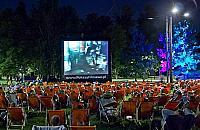 Filmowe pi±tki w parku Henrykowskim