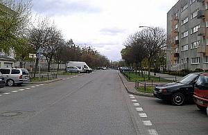"""Trzyna¶cie progów na Kochanowskiego? """"To lokalna ulica"""""""