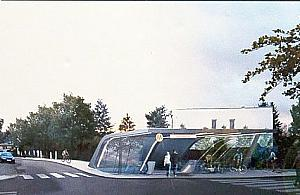 Zacisze szykuje siê na metro. Nowa ulica w pobli¿u stacji