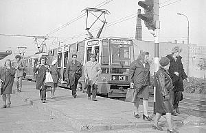 """Ulubiony tramwaj Bemowa? Ca³e ¿ycie z """"dwudziestk±"""""""