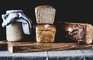 Po czym poznaæ dobry chleb? Nigdy nie ple¶nieje