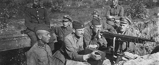 Te wydarzenia zmieni³y historiê. Zapomniani bohaterowie Bitwy Warszawskiej