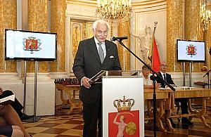 Zmar³ Stanis³aw Wyganowski, by³y prezydent Warszawy