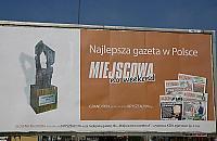 """Miejscowa """"Trybuna Ludu"""". Podwójnie p³acimy za propagandê prezydenta"""