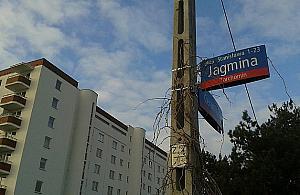 Którêdy na Jagmina? Dwie ulice, jedno nazwisko
