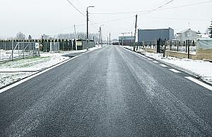 Zima nie zaskoczy³a drogowców. Cie¶lewskich gotowa