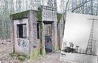 """Ruiny w lesie zosta³y zabytkiem. """"To ¶wiadek historii"""""""