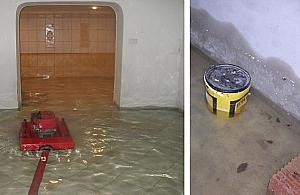 Rekordowo wysokie wody gruntowe. Zalewa piwnice