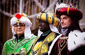 Orszak Trzech Króli na ¯eraniu