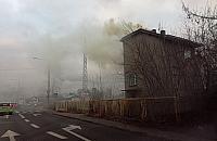 Najs³ynniejszy kopciuch Warszawy? Dym spowija Falenicê