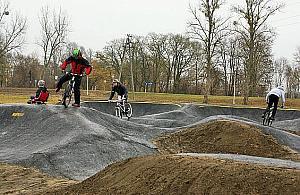 Pumptrack dla rowerzystów? To mo¿e siê udaæ