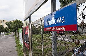 Metro zmienia Targówek. Handlowa bêdzie jak nowa