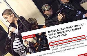 Zdjêcie z metra, czyli bajka o fake newsach