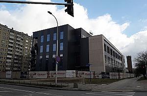 Nowa uczelnia na Bielanach