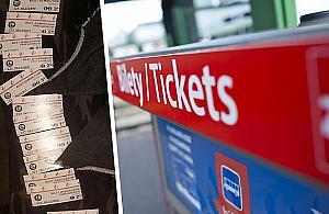 """Kumulacja w biletomacie. """"Lekko szturchn±³em"""""""
