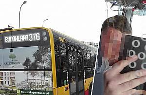 """Dziwna sytuacja w autobusie. """"Bêdzie kara dla kierowcy"""""""