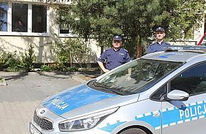 Policjanci pomogli zgubionym dziesiêciolatkom