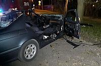 By³ wypadek, by³ alkohol. Kto kierowa³?
