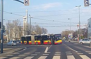 Metro na Bemowo. Wysyp buspasów i autobusy po nowemu