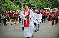 Odpust na Bielanach. 345 lat tradycji