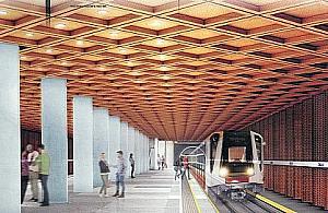 Metro na Bemowo opó¼nione. Z winy urzêdników