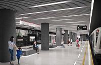 Najbardziej idiotyczna trasa metra na ¶wiecie. Cel: 2021
