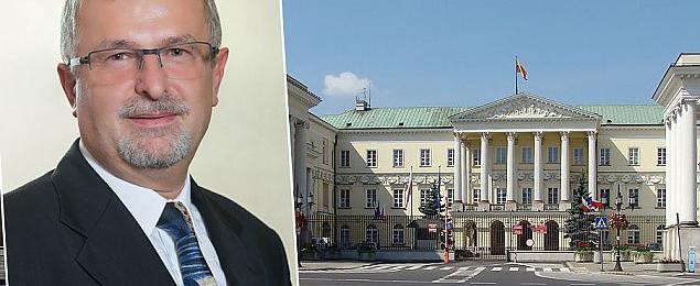 Burmistrz Targówka kandydatem na prezydenta Warszawy