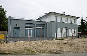 Siedziba administracji osiedla Sobieskiego gotowa