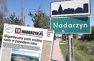 Witamy mieszkañców Nadarzyna i okolic