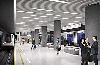 Metro na Bródno z pozwoleniem na budowê
