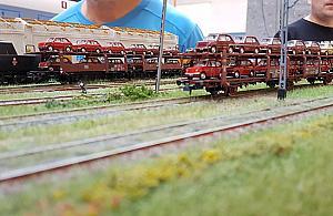 Kolejowy weekend na Bielanach