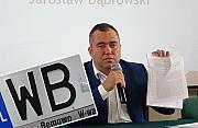 """D�browski zarejestrowa� komitet. """"Wybieramy Bemowo"""""""