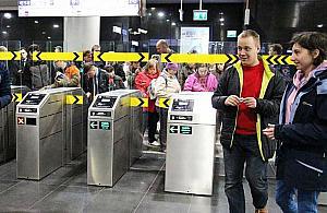 Cztery powody, dla których bramki zostan± w metrze
