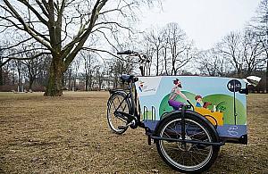 Publiczny rower czeka. Niewielu chêtnych?