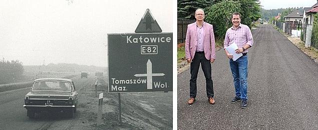 Drugie ¿ycie Gierkówki. 40 km nowych dróg