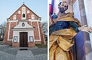 Oryginalny gotyk, najstarsze organy, srebrny ko� i tajemnica krypty