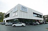 Jeden sklep i klub fitness, czyli Galeria Zegrzyñska