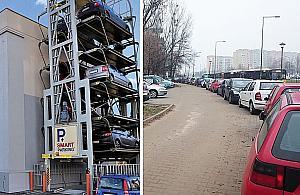 Piêtrowe parkingi dla Warszawy. Rozwi±¿± problemy?