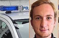 Zagin±³ 21-letni Filip. Policja prosi o pomoc