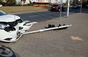 Górczewska-Lazurowa: dwulatek w szpitalu po wypadku