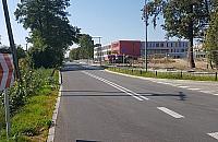 Nowa ulica gotowa. £±czy Bia³o³êck± i Ostródzk±