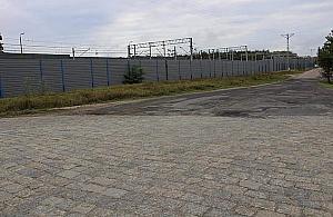 """Zniknie """"krajobraz ksiê¿ycowy"""" Kolejowej"""