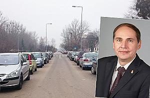 Pilnie trzeba rozwi±zaæ problem parkowania na Bielanach