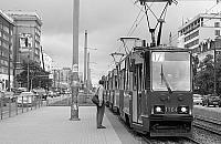 Tramwaj-pomnik na M³ynarskiej. Oryginalny pomys³ z Woli