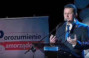 """Prezydent Smogorzewski przeprasza. """"W innych krajach by³by Pan skoñczony"""""""