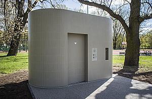 Toalety z serduszkiem zawitaj± do parków. Kiedy?