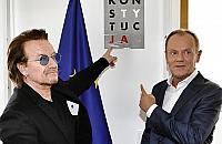 D±browski: zaprosimy U2, bilety bêd± za darmo