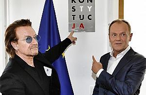 D�browski: zaprosimy U2, bilety b�d� za darmo