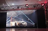 Premiera Camry w Toyota Bielany